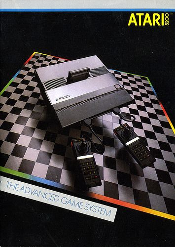 Atari - Atari 5200 The Advanced Game System