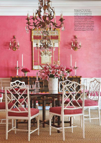 215 best The Chinoiserie Dining Room images on Pinterest | Dining ...