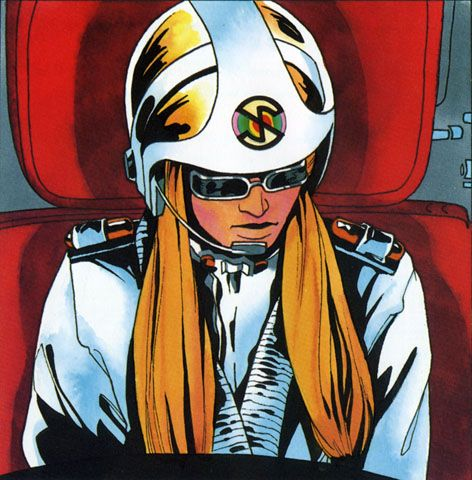 Captain Scarlet - Google Search
