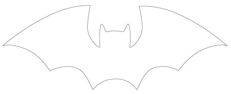 25 Best Ideas About Bat Template On Pinterest Bat