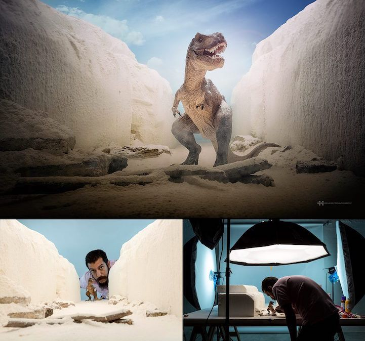 Fantastical Childhood Scenes by Felix Hernandez