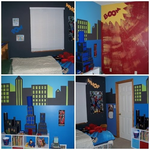 20 Best Images About Superhero Room On Pinterest