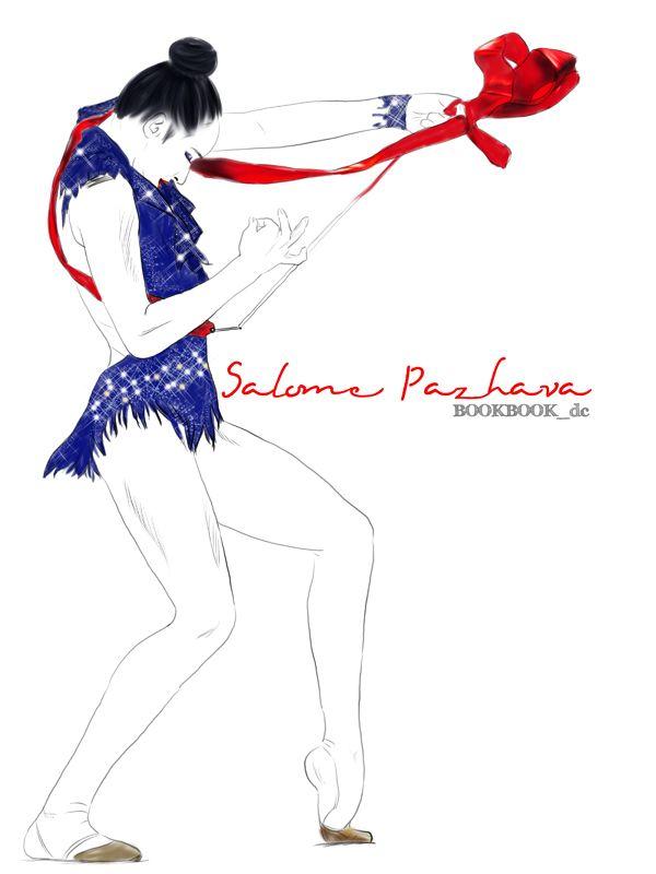 Salome Pazhava (Georgia)