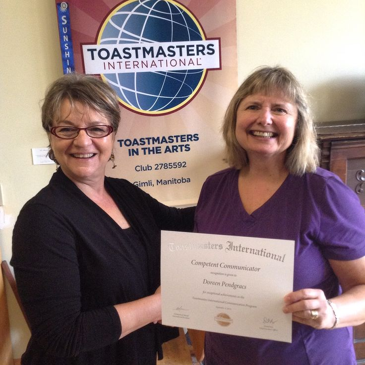 Joining #Toastmasters was one of the best things I've done for me. #ToastmastersInternational