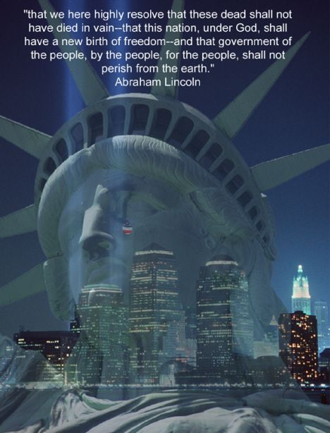 September 11th Tributes and Memorials - September 11th 2001 10th year anniversary