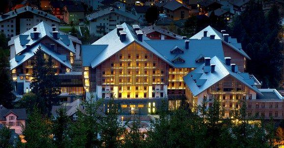The Chedi Andermatt Switzerland
