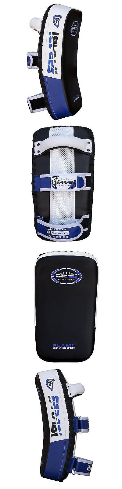 Strike Pads and Mitts 179789: Thai Pad, Kickboxing Kick Pad, Kick Training Strike Shield Mma Muay Thai Pad BUY IT NOW ONLY: $36.23