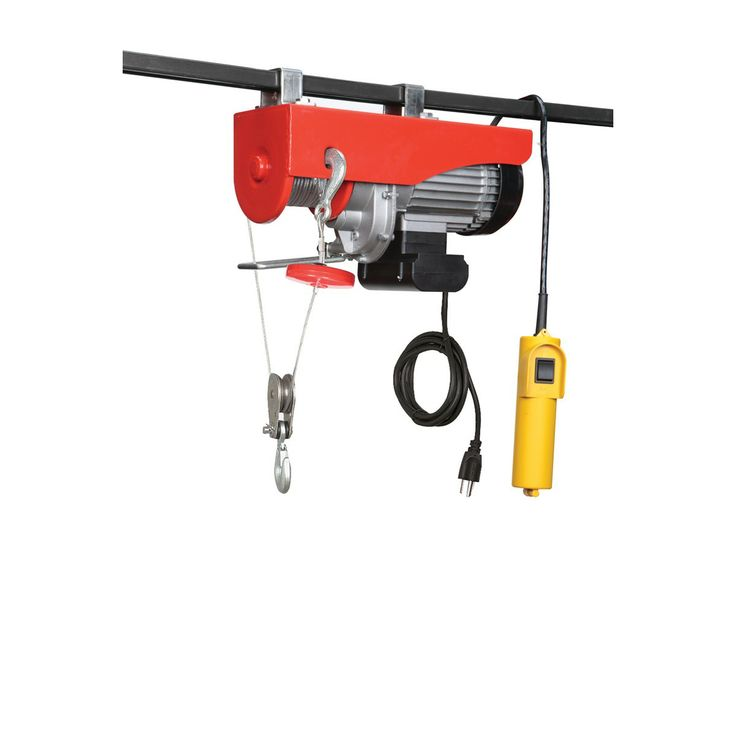 D A Aeda F Eed Bfd on Harbor Freight Electric Hoist With Remote Control