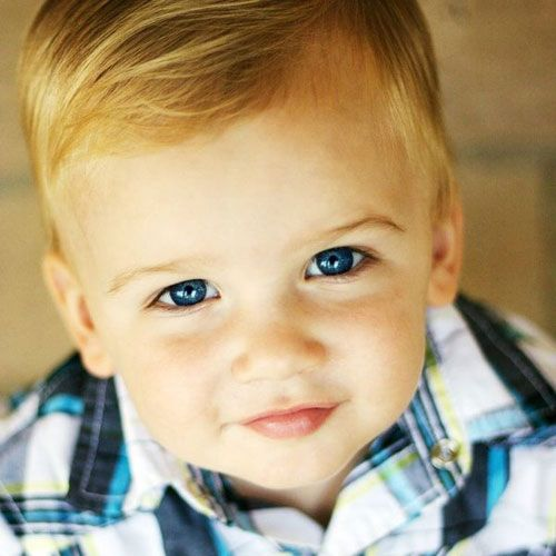 Mens Hairstyle 23 Trendy And Cute Toddler Boy Haircuts: 95 Best Images About Haircuts For Boys On Pinterest