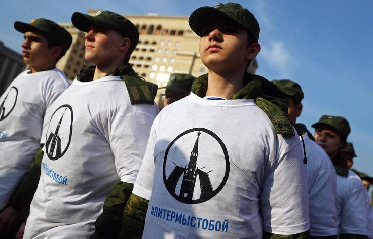 nice Protestations de Moscou contre le terrorisme