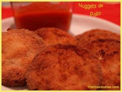 Nuggets de Pollo tipo Croquetas Thermomix