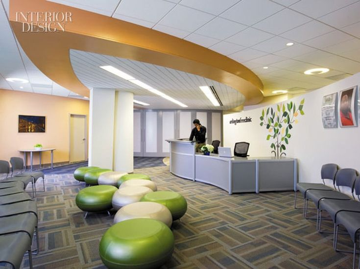 Staying Alive Perkins Will Brings Evidence Based Design To The Arlington Free Clinic Healthcare Interior Design Interior Design School Pediatric Dental Office Decor