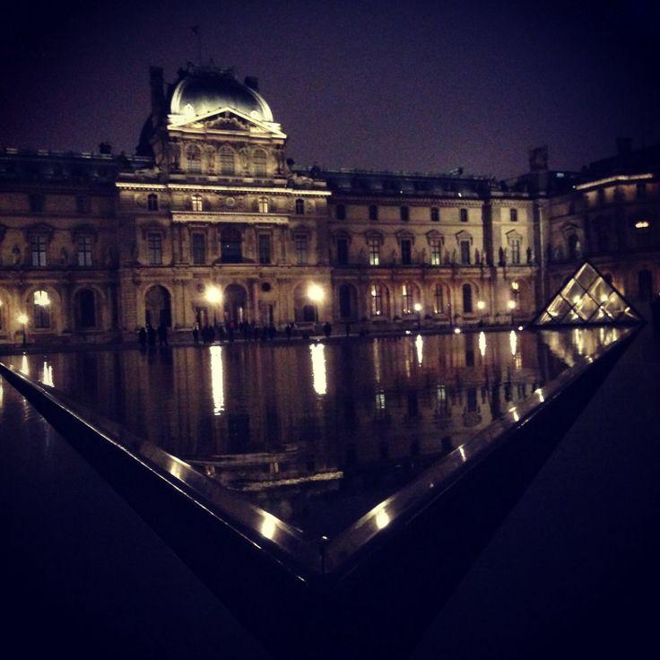 Parigi...romantica anche da sola...!!!