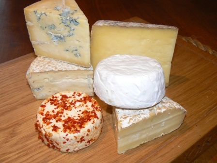 KENTISH BLUE CHEESE | Kent | Cheese | Iden Manor | Steve Reynolds | Karen Reynolds | Staplehurst | cheesemakers