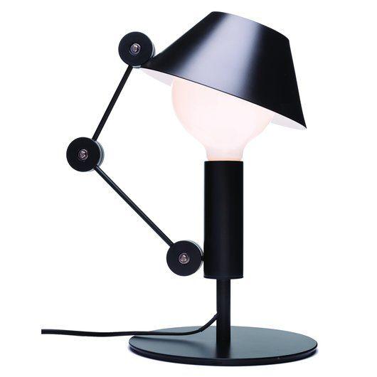 Nemo  Nemo Mr Light Short Table Lamp|Table U0026 Desk Lamps| Darklight Design