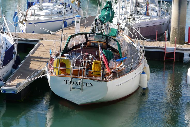 Vindo 45 | Rare Opportunity - Vindo 45 1986 For Sale in France - Brittany