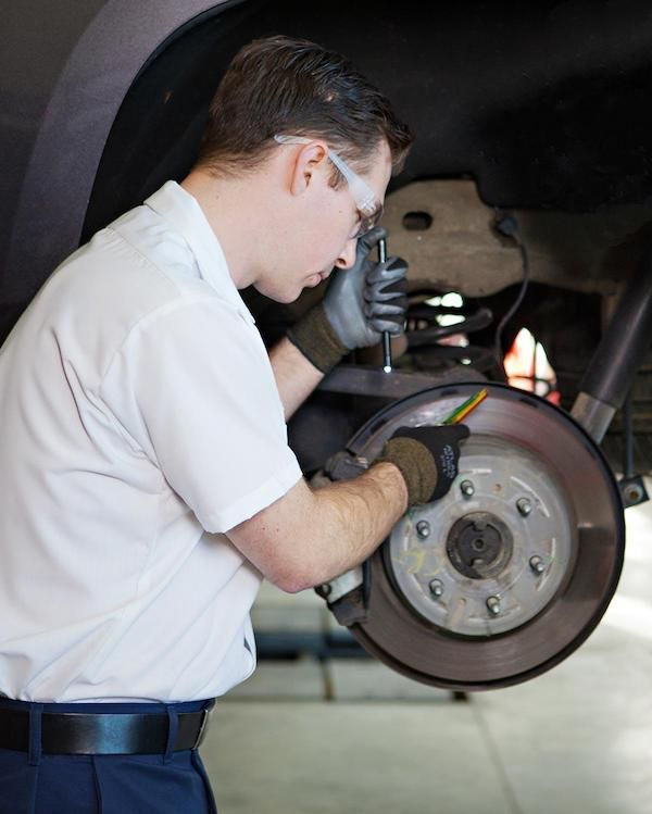 Remember to have your brakes inspected regularly to ensure your car's safety and reliability. At Logan Square Auto Repair, our advice is free, and if your brakes require any maintenance we'll provide you with a quote.
