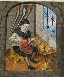 Gunsmith. Landauer Twelve Brother's House manuscript