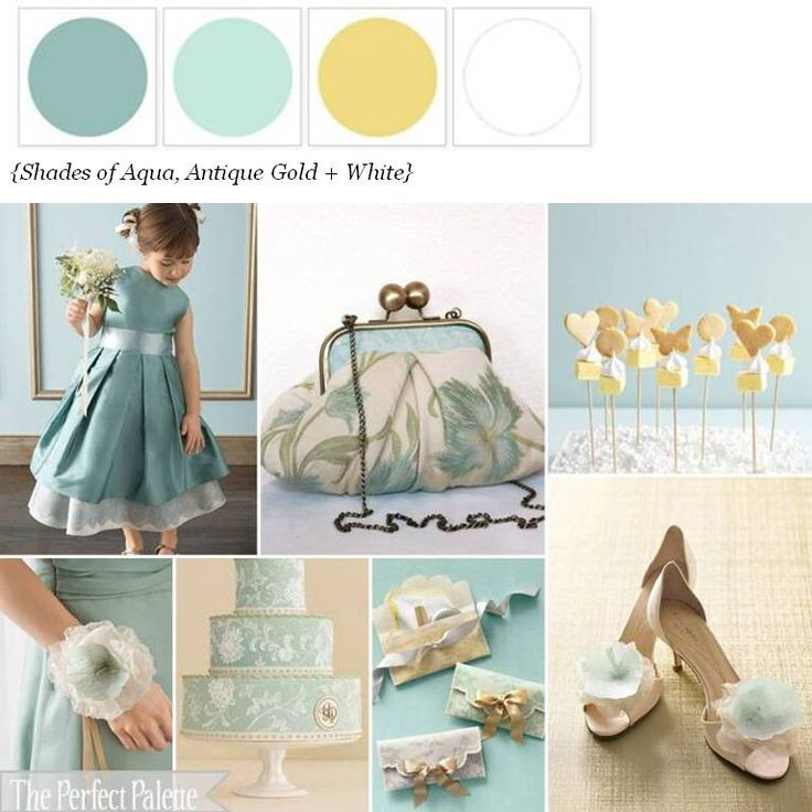 73 best my blue and green wedding theme inspiration images on ...