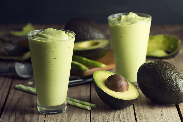 Another healthy way to enjoy Avocados!   Try this Avocado Banana Smoothie Recipe | POPSUGAR Fitness