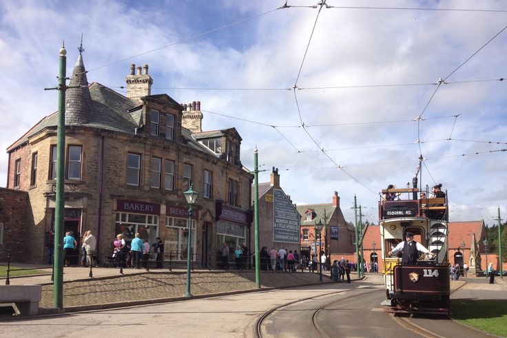 Discover a real taste of the past at the Edwardian Bakery at Beamish Museum > www.thisisdurham.com/eat