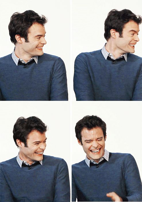 Bill Hader SNL40 interview