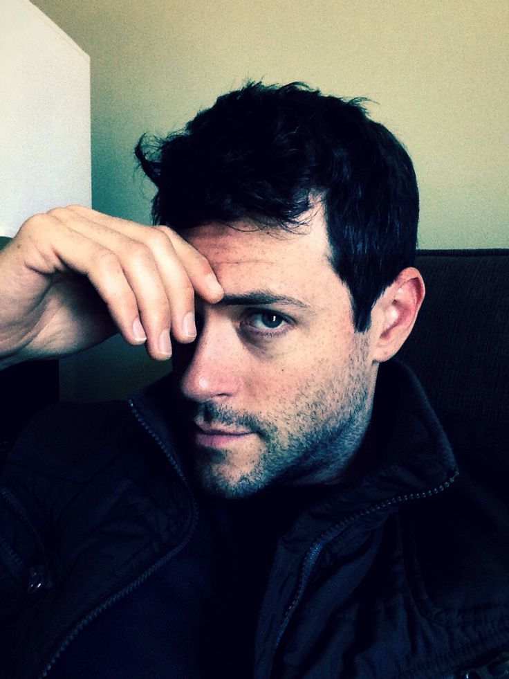 Brendan Hines ❤️ How can you be so pretty?