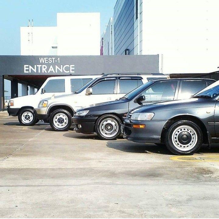 Toyota Kijang Grand Peugeot Honda Crv Gen1 Toyota Corolla Kijang