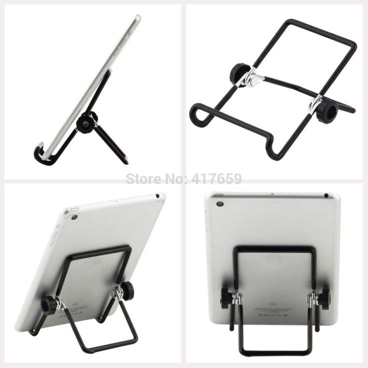 1PC 2016 New  High Quality180 Degree Adjustable Foldable Tablet PC Stand Holder for 7 inch Tablet PC-in Tablet PC Stands from Computer & Office on Aliexpress.com | Alibaba Group