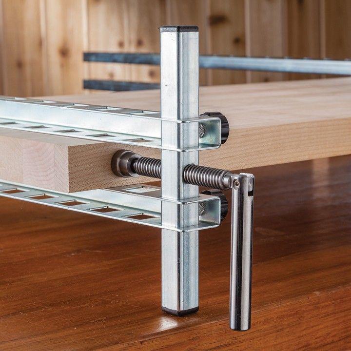 Damstom 38'' Panel Clamp | Rockler Woodworking & Hardware