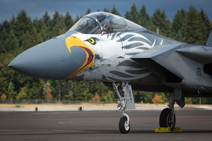 OregonANG F-15C