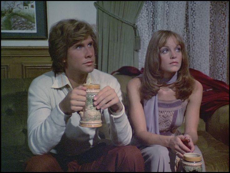 Parker Stevenson as frank hardy and Pamela sue martin as nancy drew on hardy boys and nancy drew on dracula