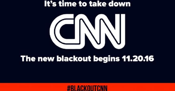 "BREAKING : Trump Supporters Push Failing ""Fake News"" Outlet CNN to the Brink of Implosion NOVEMBER 15, 2016"