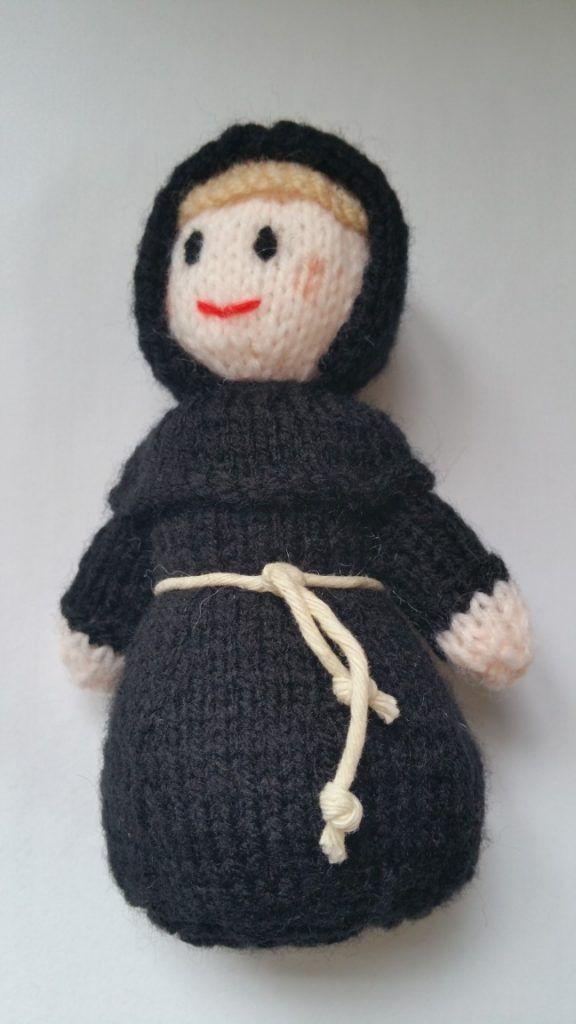 Monks Free Knitting Pattern | Knitting, Free knitting