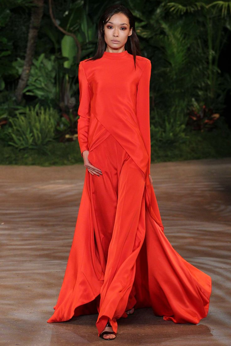 Christian Siriano - Fall 2015 Ready-to-Wear - Look 25 of 47