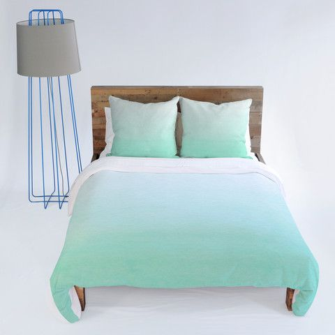 Social Proper Mint Ombre Duvet Cover - I really really really want this one.....but its too expensive!!!