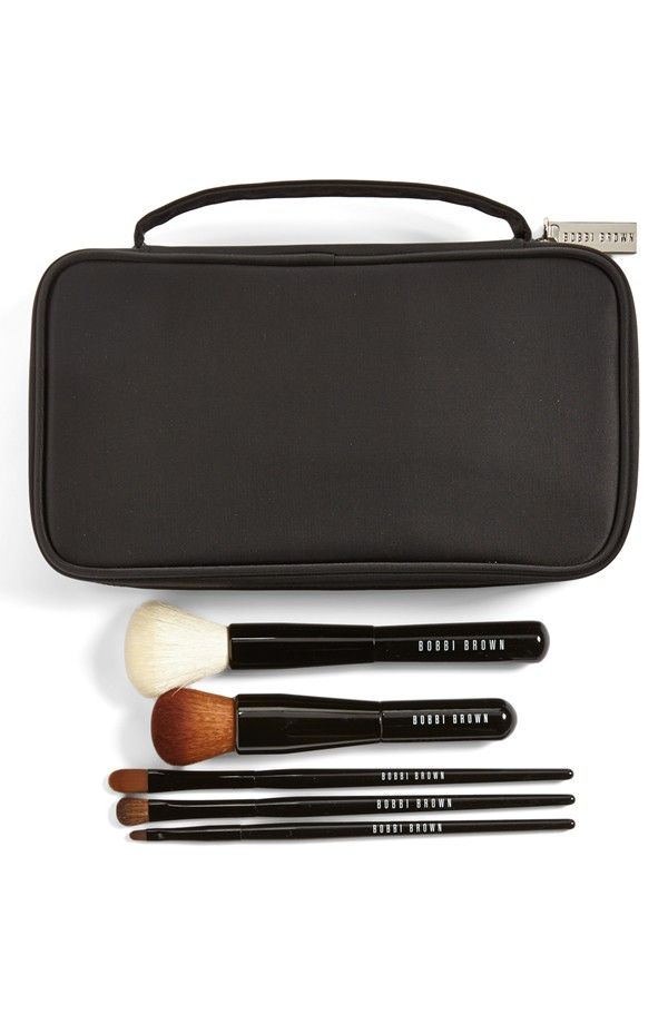 Bobbi Brown's limited-edition brush set is a must-have for flawless application.