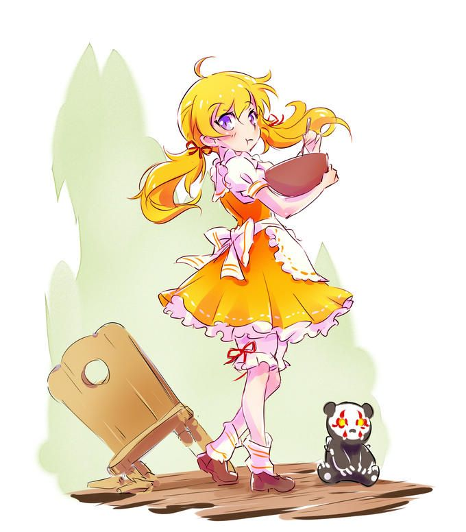 Goldilocks [RWBY]