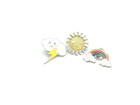 Heart Design Cute Pins #14