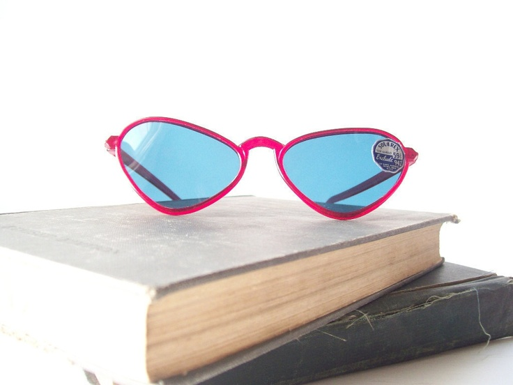 Bright Blue Glasses Frames : 17 Best images about Apparel: Eyewear on Pinterest ...