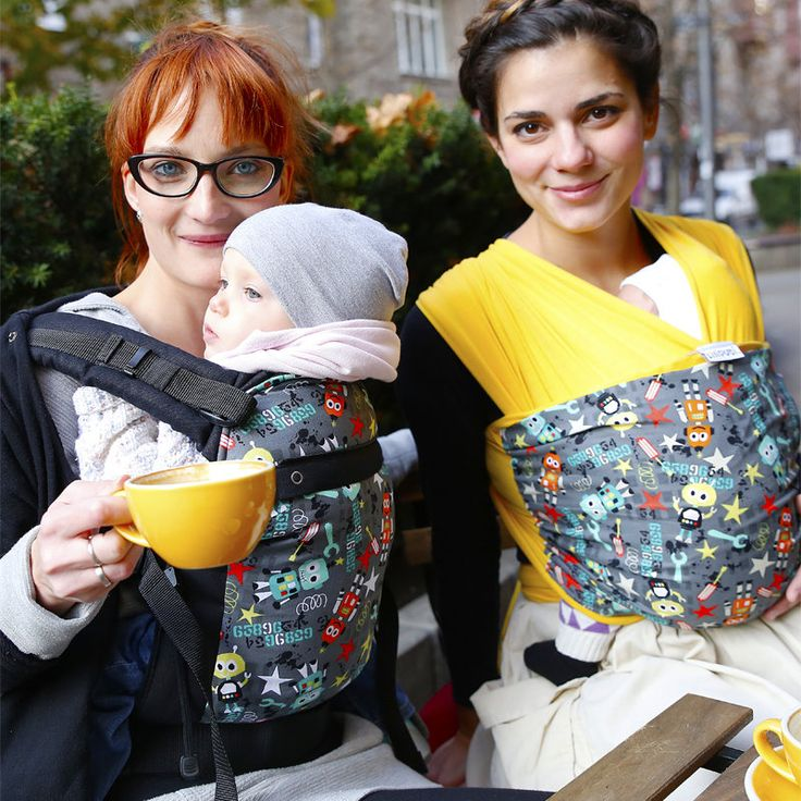 Liliputi® Buckle Carrier - Rainbow line - Robo-kids http://www.liliputibabycarriers.com/buckle-carrier/robo-kids