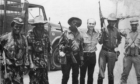 Ryszard Kapuscinski Angola 1975.