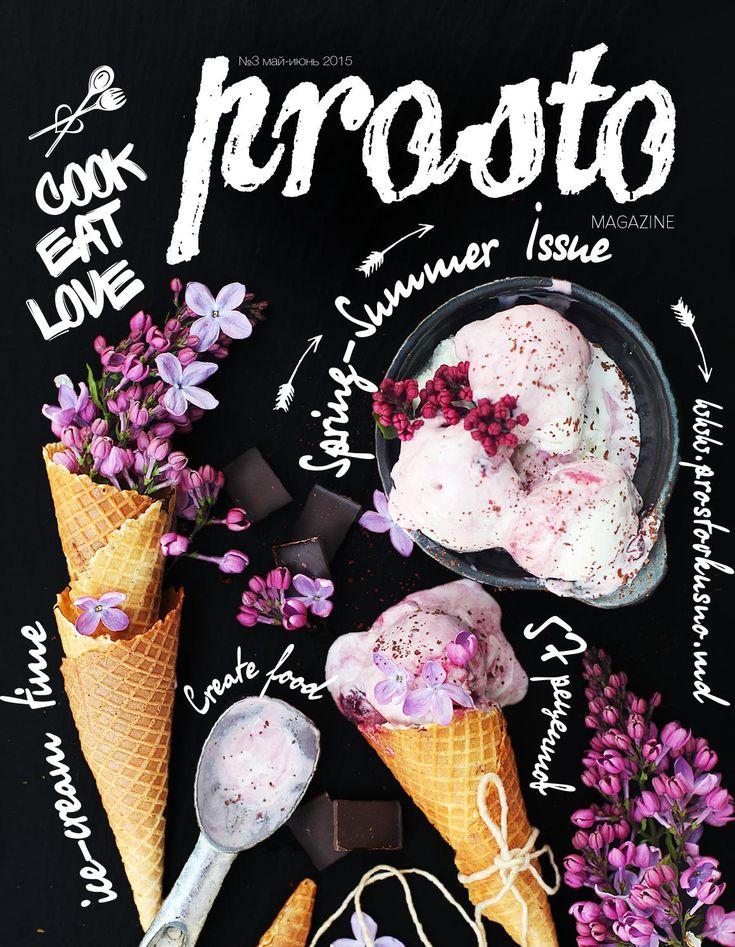 Prosto Magazine 3  Food magazine