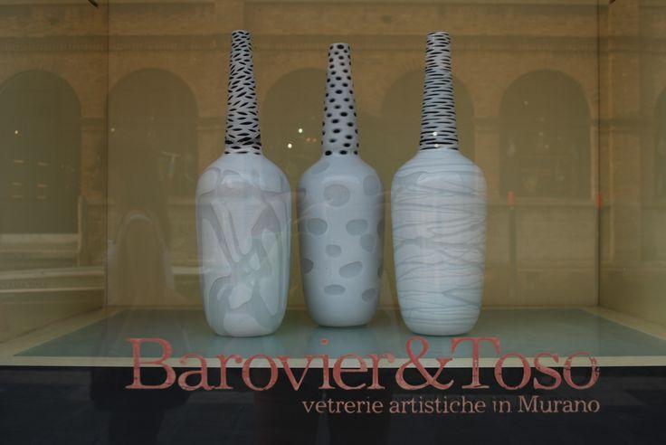Venice, vases in murano