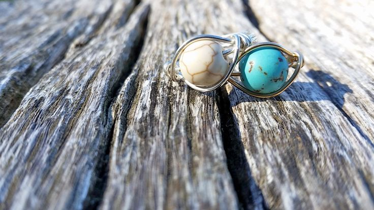 Turquoise Rings Turquoise Jewelry Chunky Turquoise Ring
