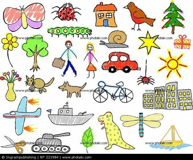 http://www.photaki.com/picture-group-editable-vector-illustrations-of-children-s-drawings_221984.htm