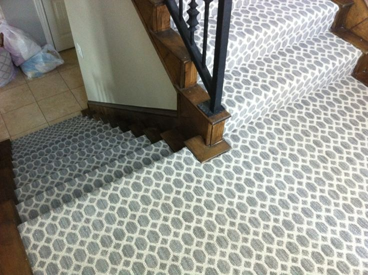 tracery on the stairs tuftex carpets of california - Stainmaster Carpet