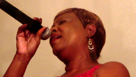 Top Shelf Salute to Aretha Franklin @ Angelica's Bell Theatre & Bistro (Redwood City, CA)