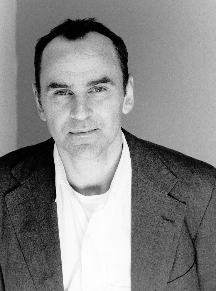 Playwright Daniel MacIvor, March 2003