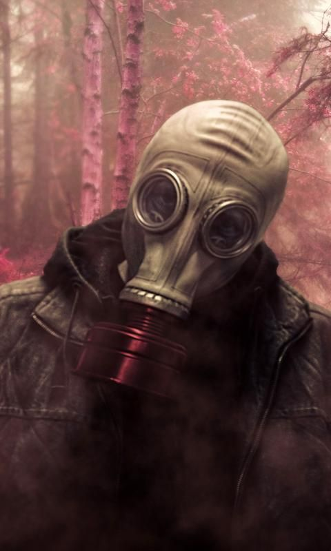 Gas Mask Wallpaper Android Apps On Google Play